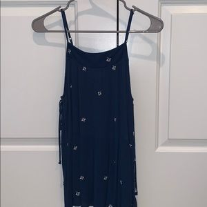 Navy tank top from Universal Tread. NEVER WORN